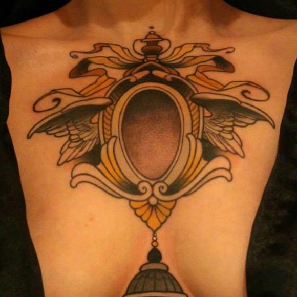 Loxodrom Tattoo