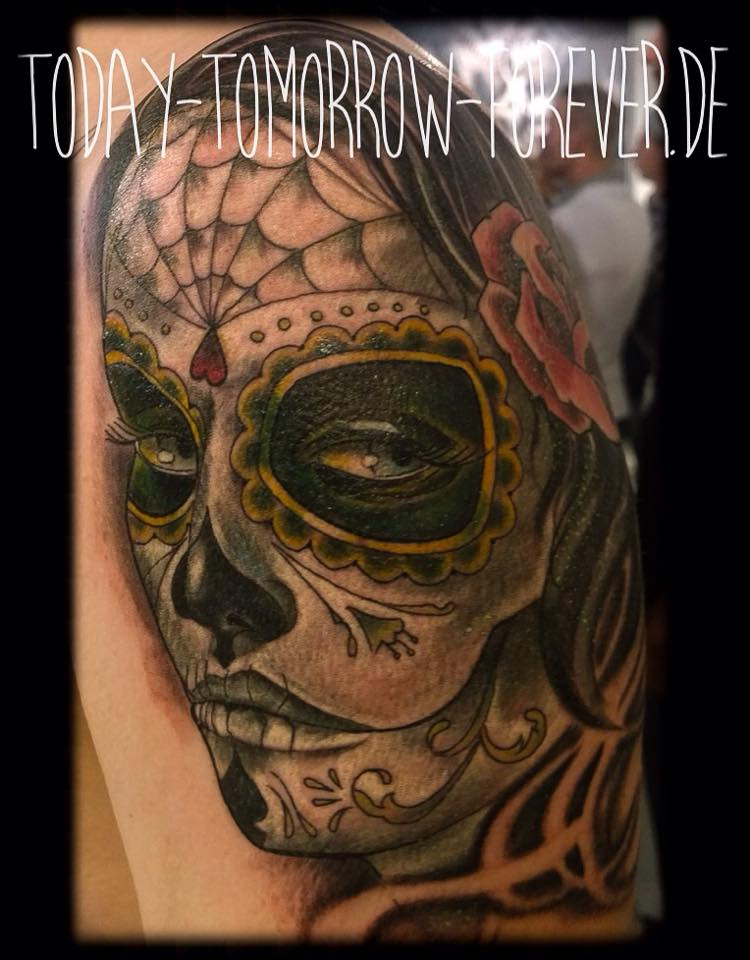 Today Tomorrow Forever Tattoo Salzgitter