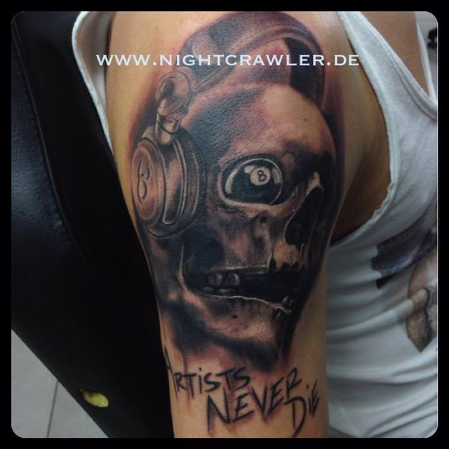 Nightcrawler Tattoo Mögglingen