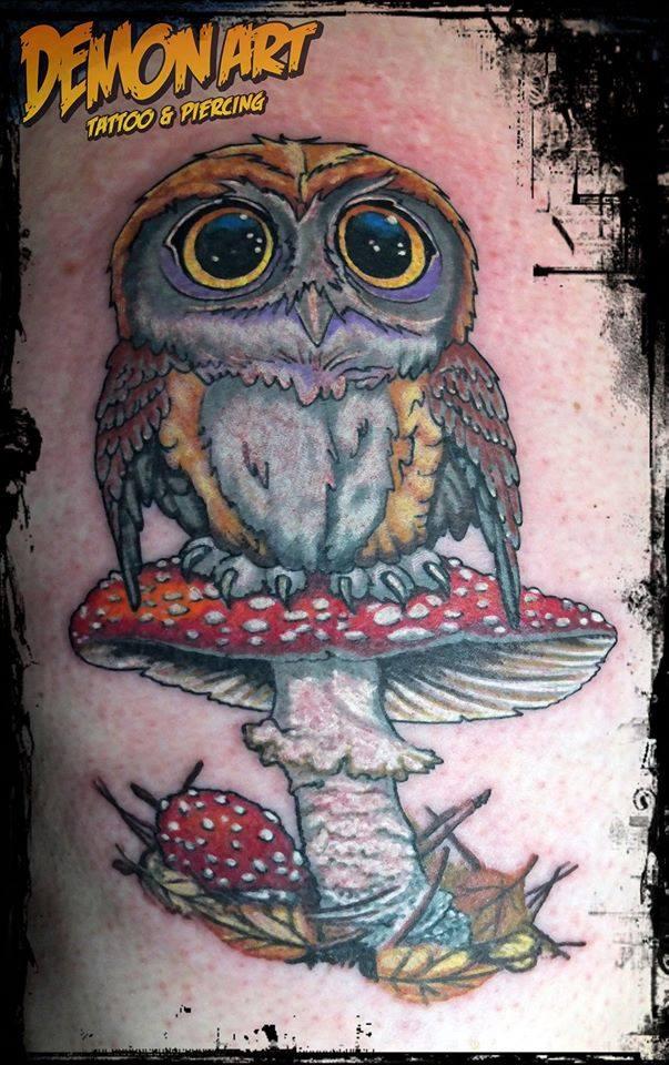 Demon Art Tattoo Bitburg