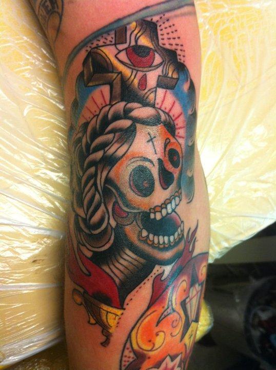 Nekromantix Tattoo Dresden