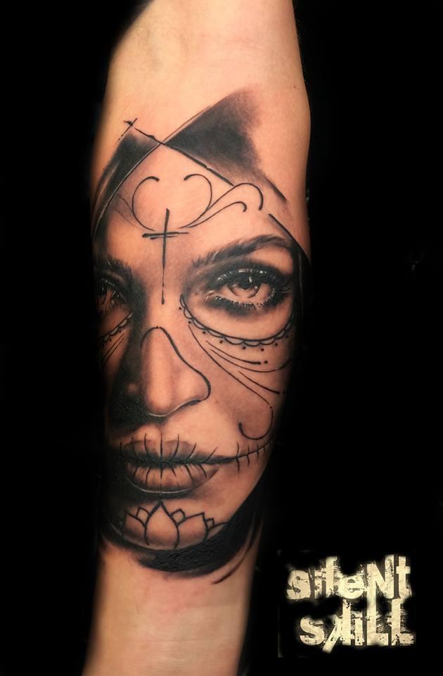Silent Skill Tattoo Trier
