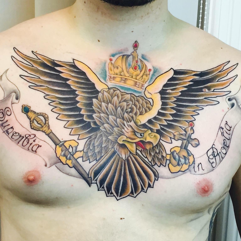 Funky Pain Tattoo Walsrode