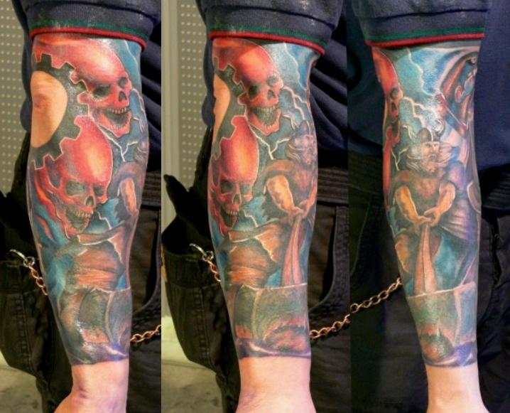 Crazy Ink Tattoo Neuwied