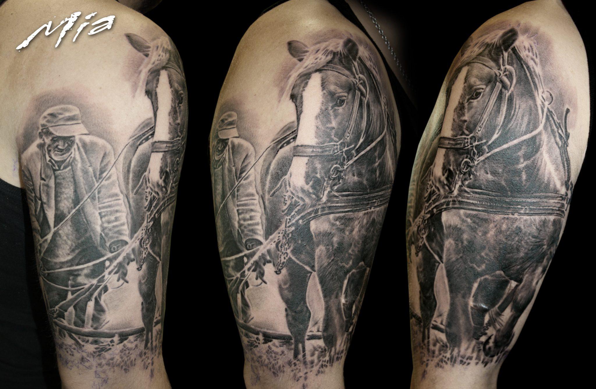 Mia Reloaded Tattoo Trier