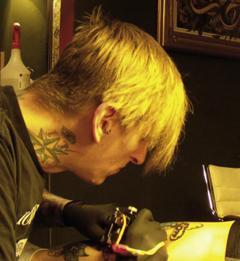 Glaube Liebe Hoffnung Tattoo