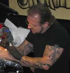 Tattoo Rolf