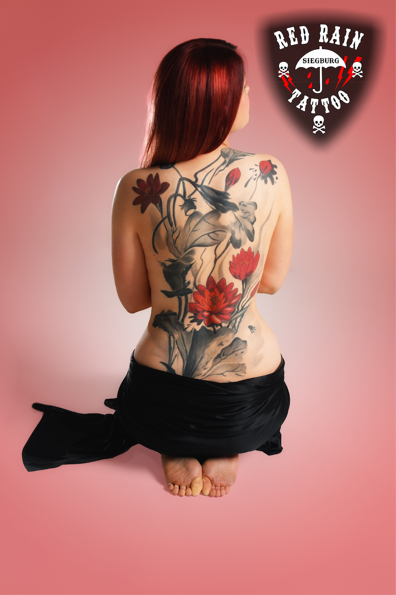 Red Rain Tattoo Piercing Lifestyle Siegburg