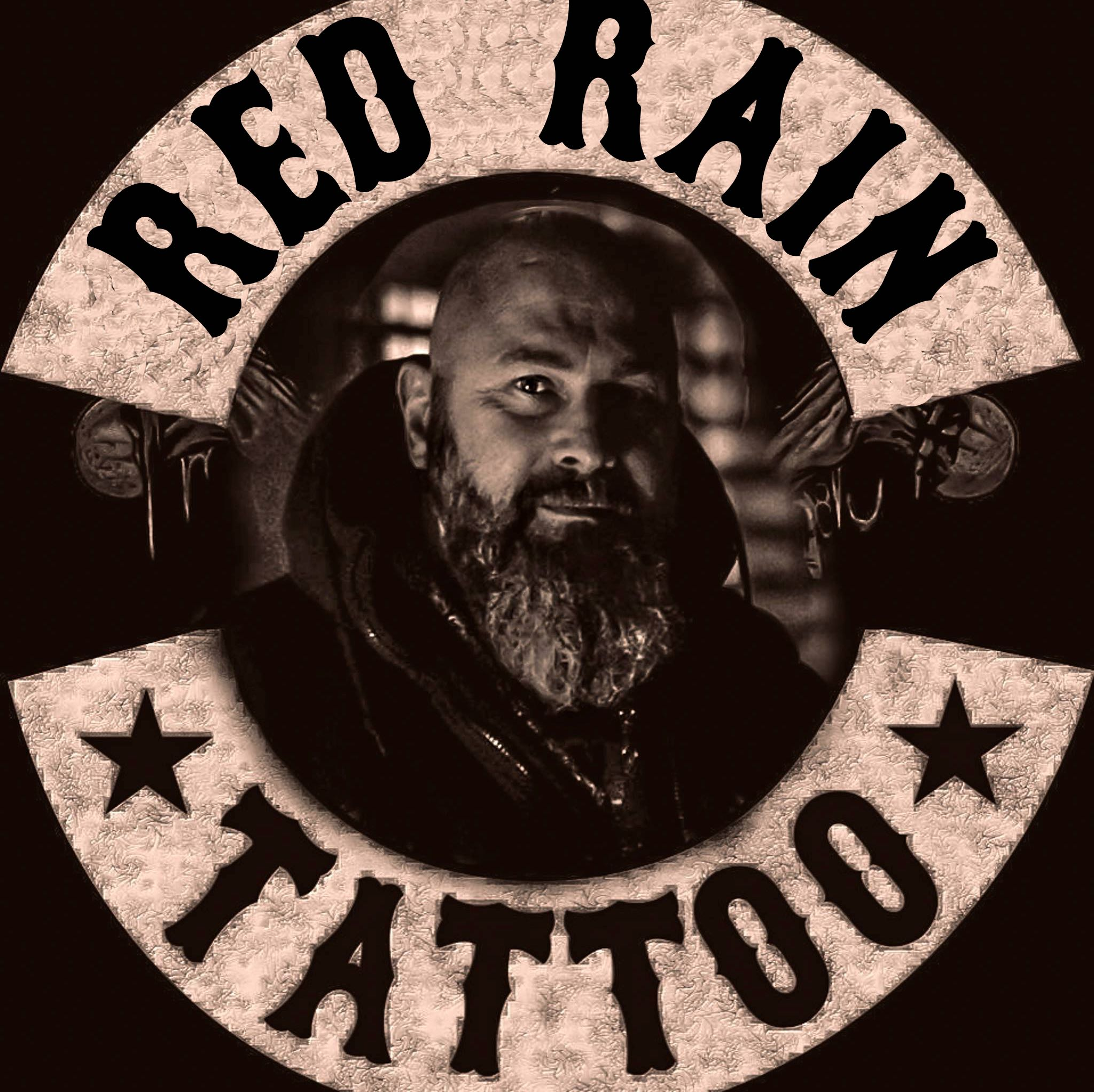 Red Rain Tattoo Piercing Lifestyle