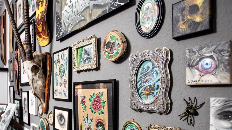Trioxin Gallery