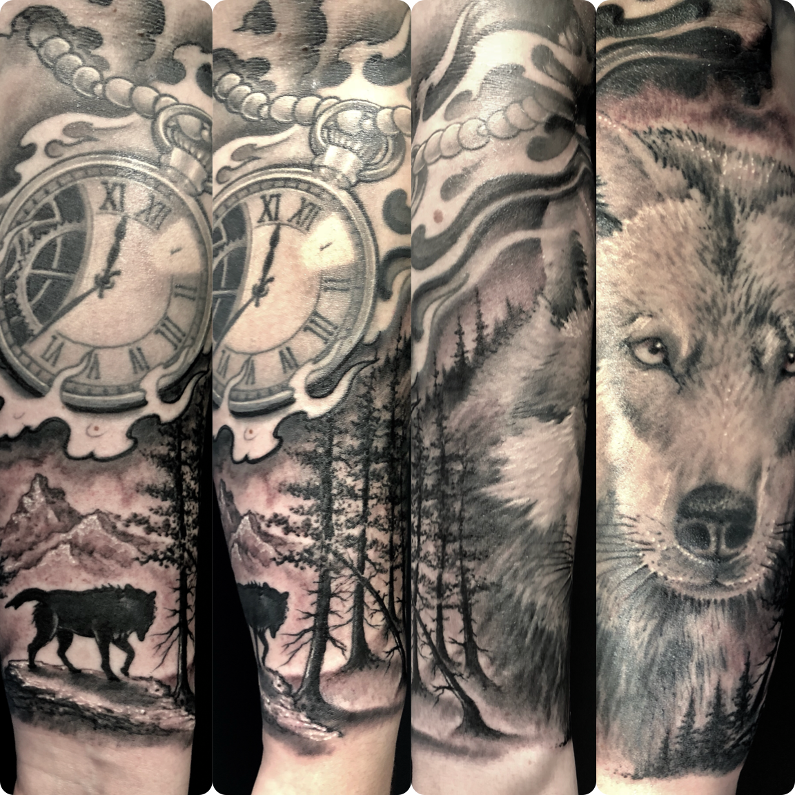 Norman's Tattoo & Art Gallery - Norman Wesel