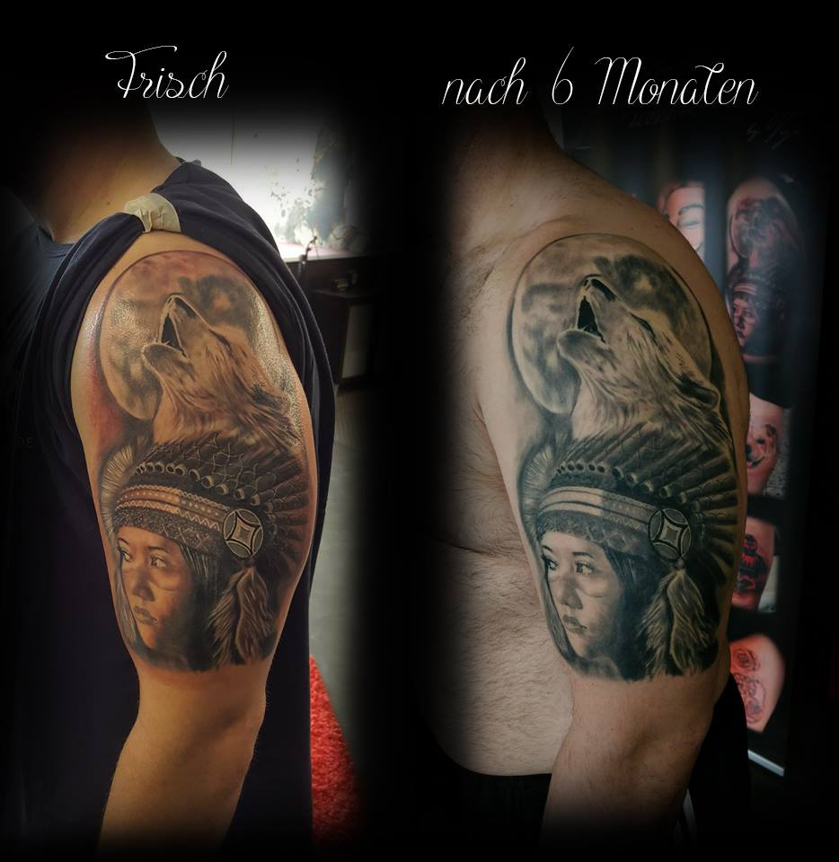 Evolution Ink - Thorsten (Vigo) Wesel