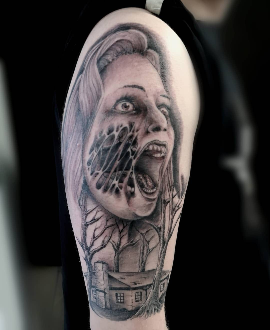 Normans Tattoo and Art Gallery - Dave Wesel