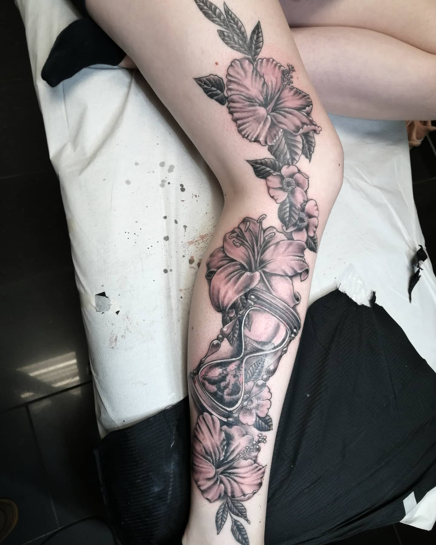 Normans Tattoo and Art Gallery - Criste Duisburg