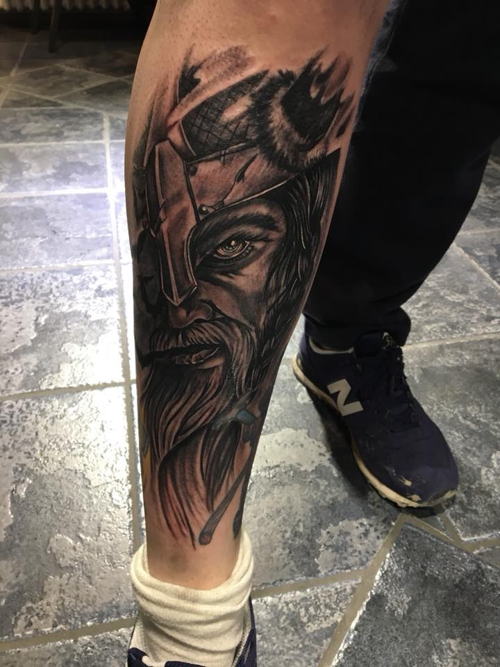 Sniper Tattoo Lemgo