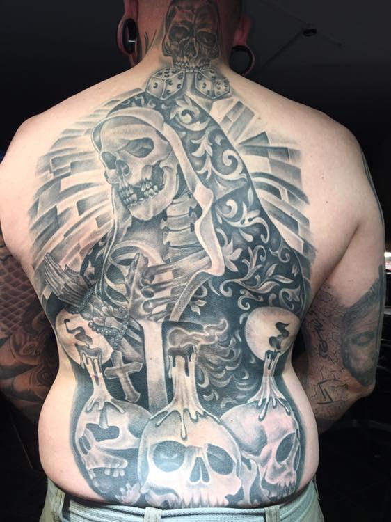 Sniper Tattoo Lemgo
