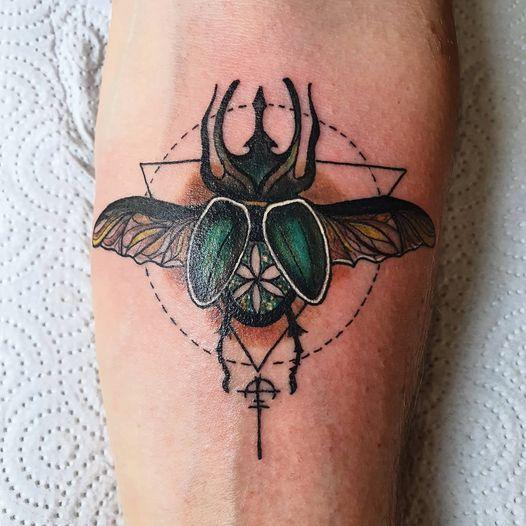 Le Brook Tattoo / Saskia Vaihingen an der Enz
