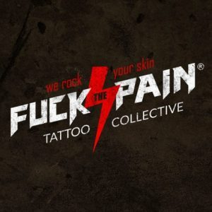 Fuck The Pain Tattoo Überlingen