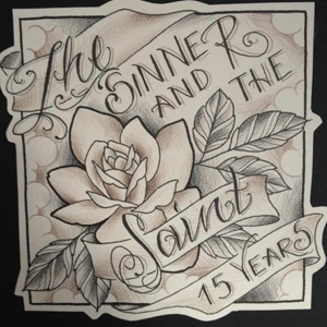 The Sinner The Saint Tattoo Aachen